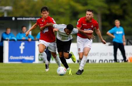 Dover Athletic V Wrexham FC